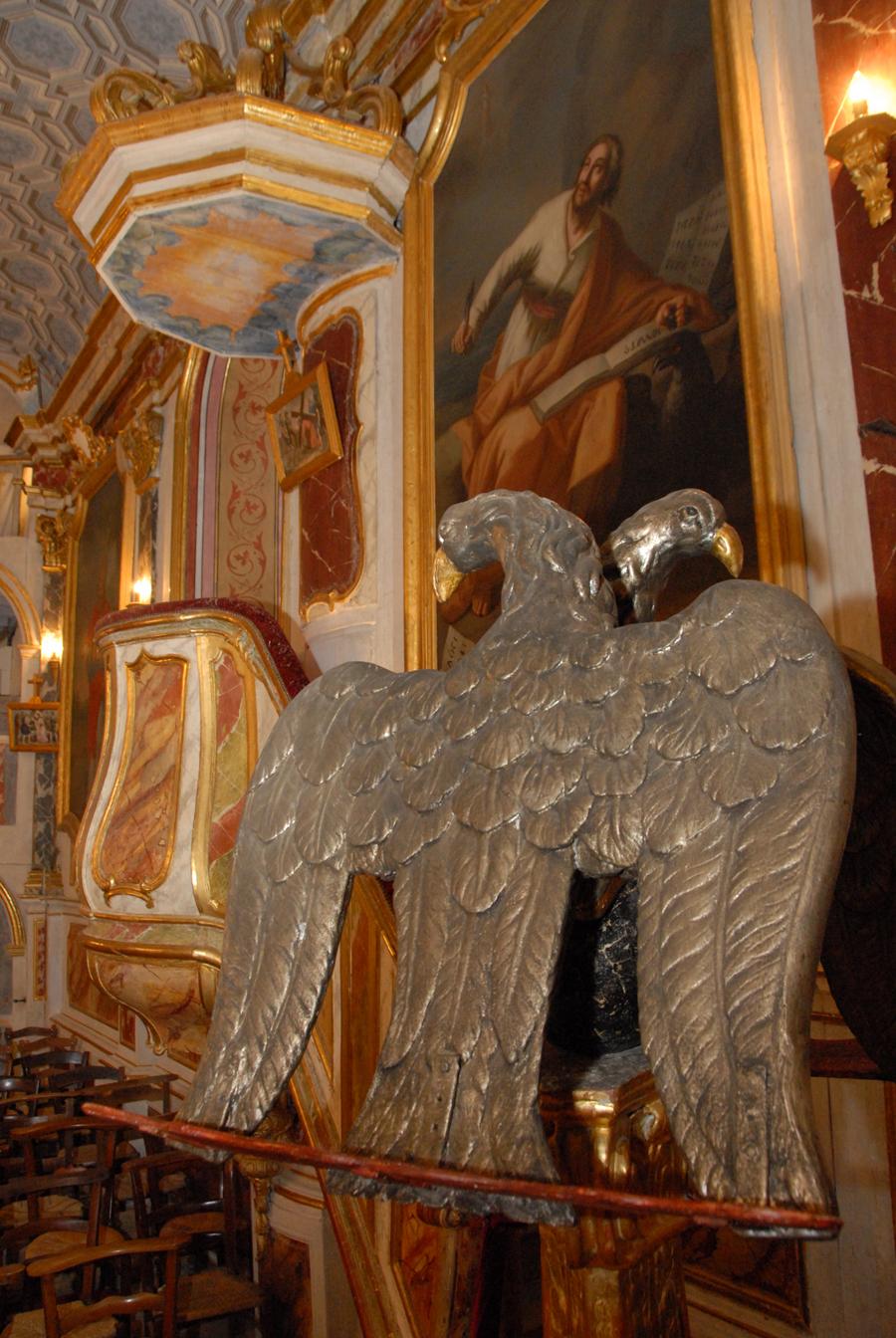 Église Lachapelle Aigle