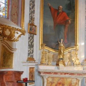 Église Lachapelle en Lomagne Sainte Quitterie