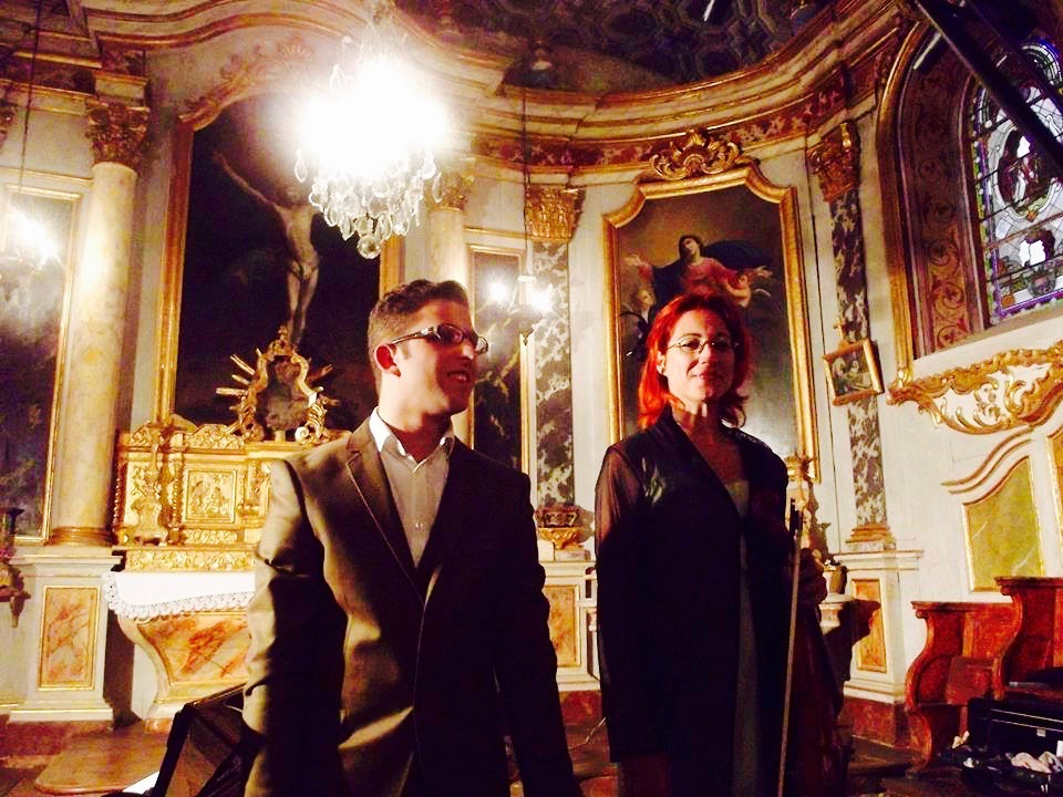 Alexandre Dupouy et Camille Calvayrac