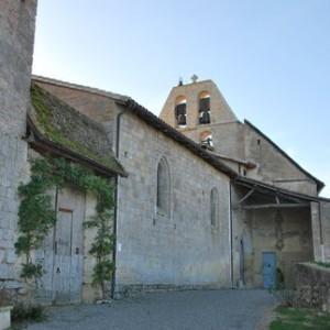 Lachapelle en Lomagne Église