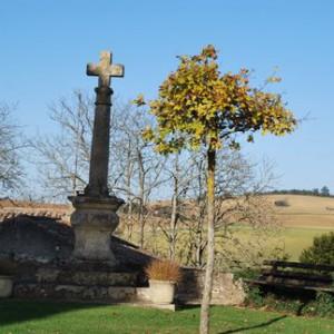 Lachapelle en Lomagne Croix