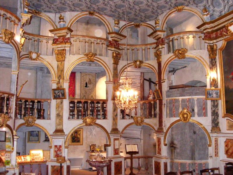 Église Saint Pierre Lachapelle en Lomagne